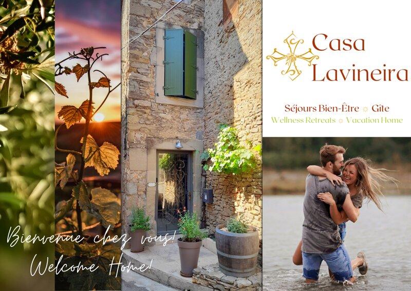 Casa Lavineira | Relaxation et Nature entre mer et montagne., holiday rental in Rieux Minervois