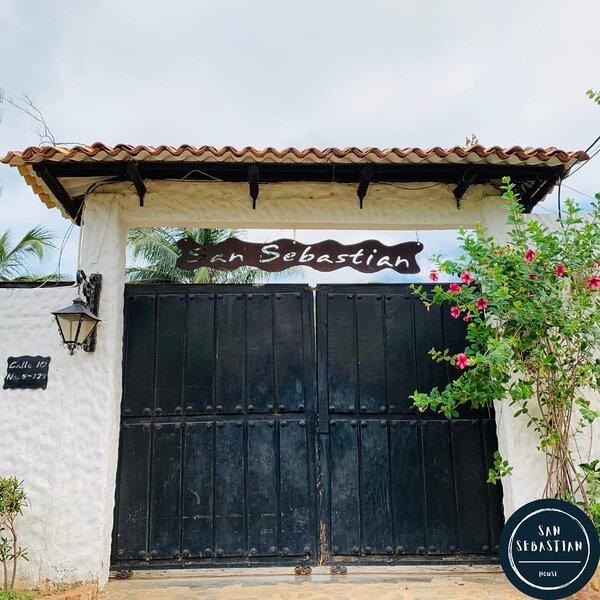 San Sebastian House, alquiler de vacaciones en Taganga