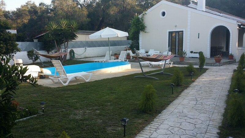 Villa Liza, alquiler de vacaciones en Corfú