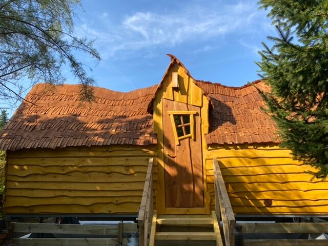 La Cabane des Fichettes, location de vacances à Germigny-des-Pres