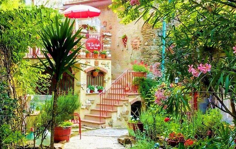 I Quattro Angeli - Massa, Tuscany, holiday rental in Miseglia