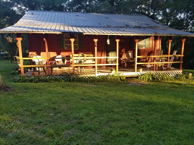 Relish the Complete and Perfect Solitude – semesterbostad i Ocklawaha