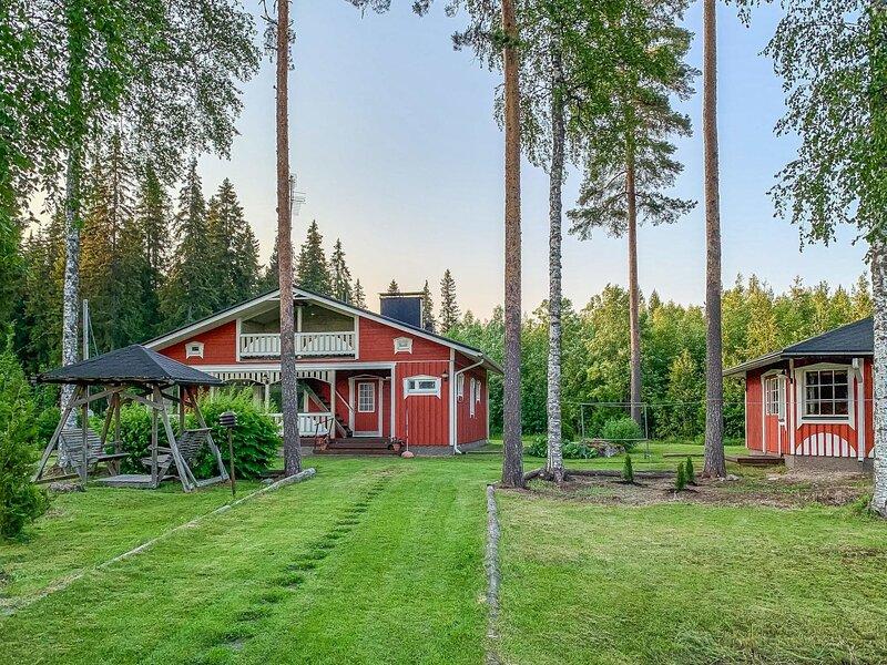 Majavanpesä, holiday rental in Jäppilä