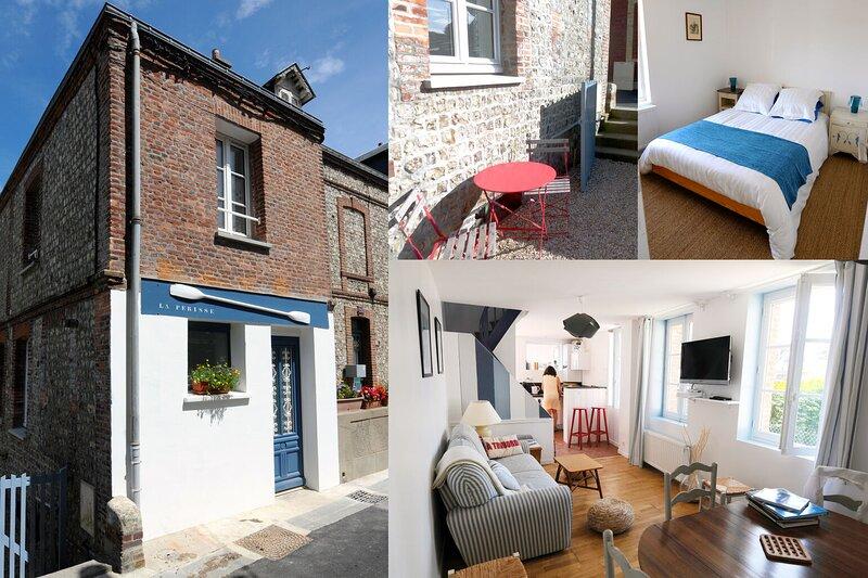 Amazing house with sea view & Wifi, location de vacances à Le Tilleul