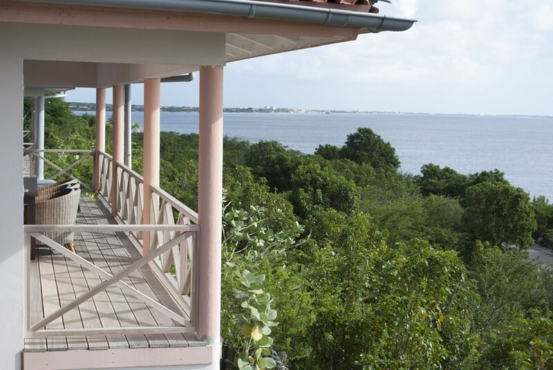 2BR Amazing Deluxe Caribbean Club Bonaire, holiday rental in Sabadeco