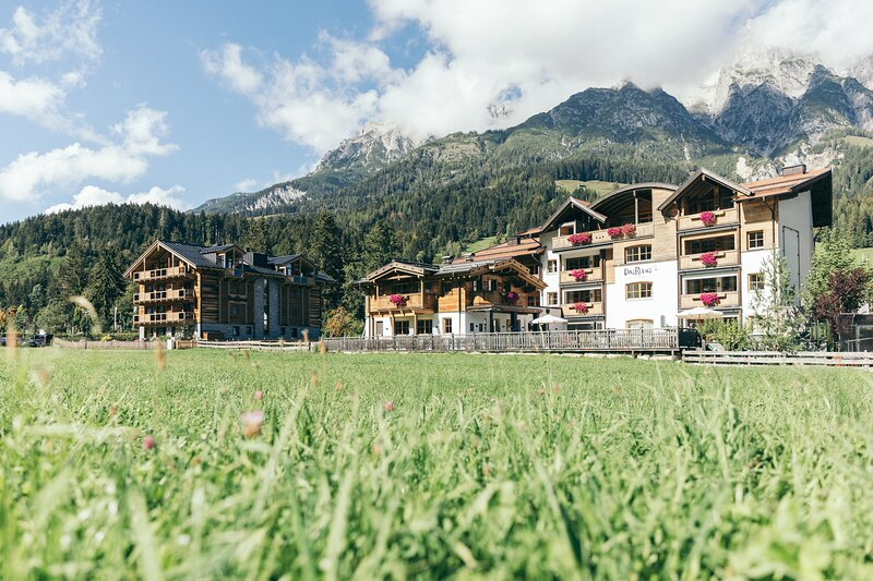 The Rivus - Apartment Schwarzleo, alquiler vacacional en Hochfilzen