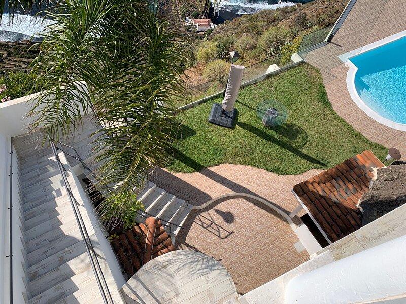 Paraíso del valle. Puro Relax, holiday rental in Cuesta de la Villa
