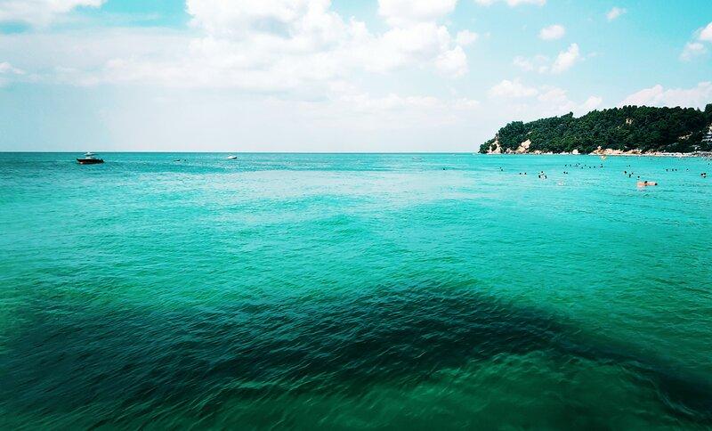 Magical Place: Siviri Beach Artist Suite, holiday rental in Elani