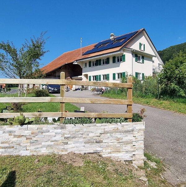 Appartement de vacances dans les péalpes fribourgeoises en Gruyère, holiday rental in La Gruyere