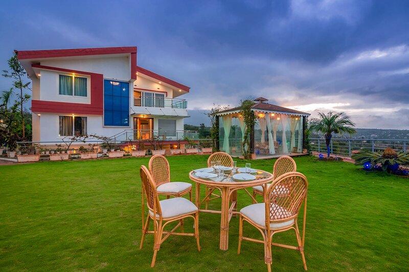 De Bellaria by Vista Rooms, holiday rental in Panchgani