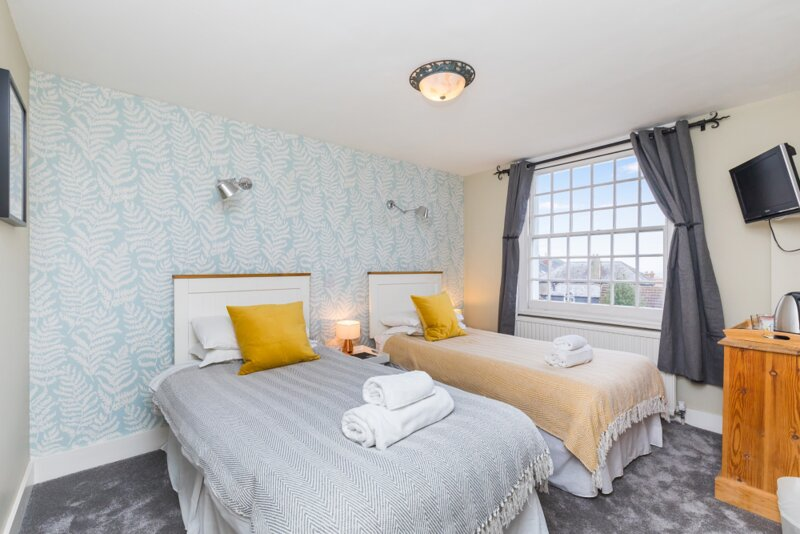 Morleys Rooms - Lovely rooms in Hurstpierpoint - Twin Room, casa vacanza a Bolney