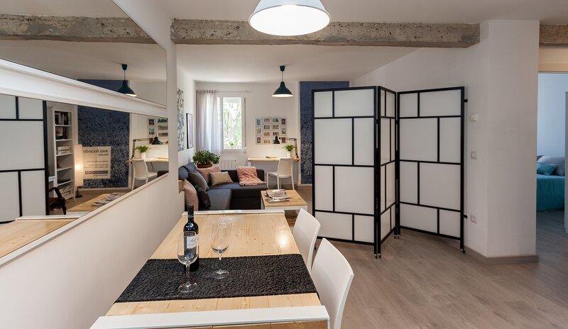 Logroño centro, una casa con vistas, vacation rental in Viana