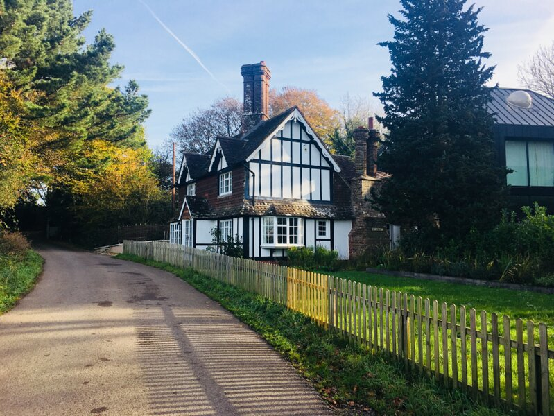 Danny Cottage - Beautiful Country Cottage within the South Downs National Park, casa vacanza a Bolney