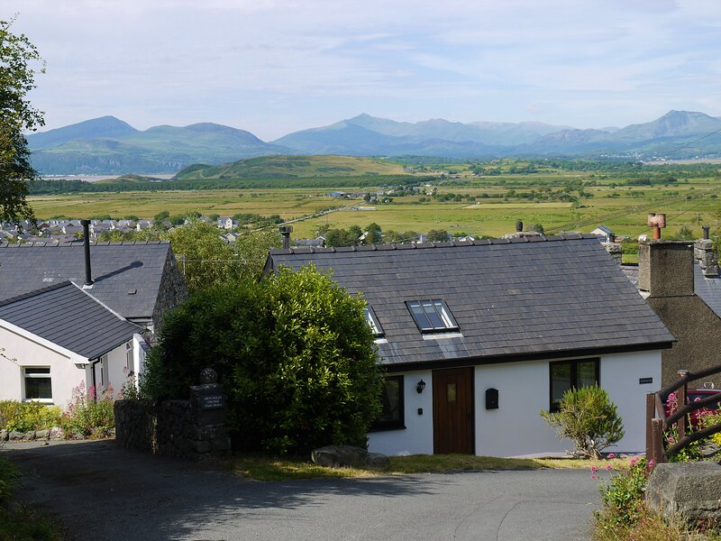 The Old Band Hall, Harlech, holiday rental in Harlech