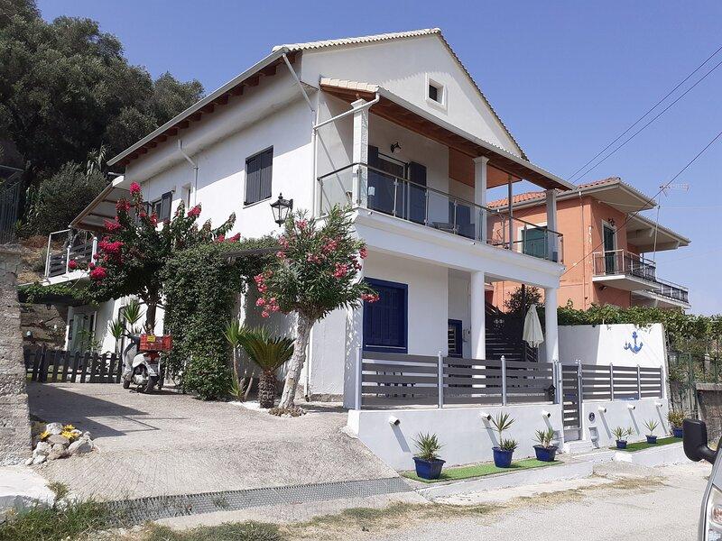 Blue Harbour Summer House, alquiler de vacaciones en Corfú