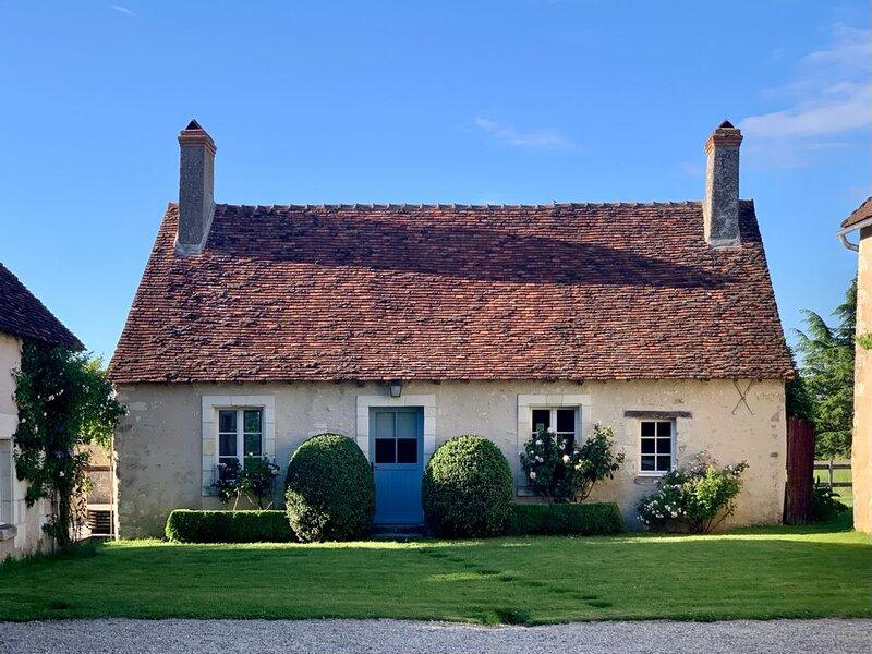 Loire - Country Hideaway Cottage - fully renovated, location de vacances à Écueillé