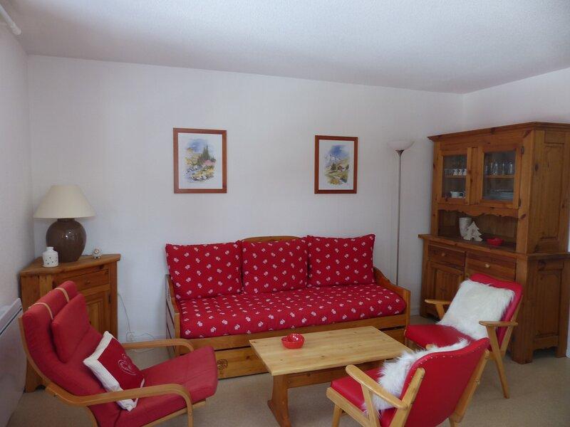 Appartement avec jolie vue sur la Vanoise, holiday rental in Modane