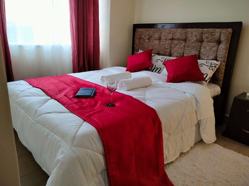 Luxury One bedroom Apartment, alquiler de vacaciones en Lavington