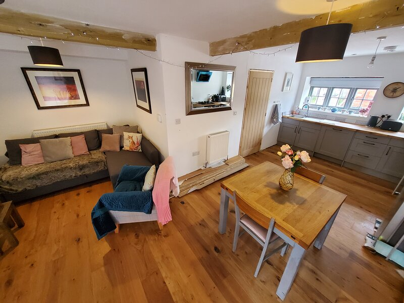 Cosy cottage in the Blackdown Hills, Devon, holiday rental in Churchinford