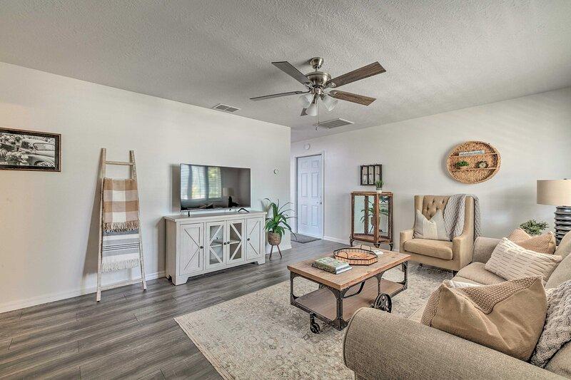 NEW! Cozy Home, ~ 8 Mi to World Equestrian Center, alquiler vacacional en Ocala