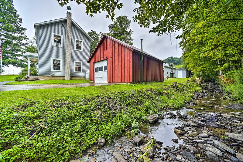 NEW! Countryside Hideaway - 10 Mi to Cooperstown!, holiday rental in Charlotteville