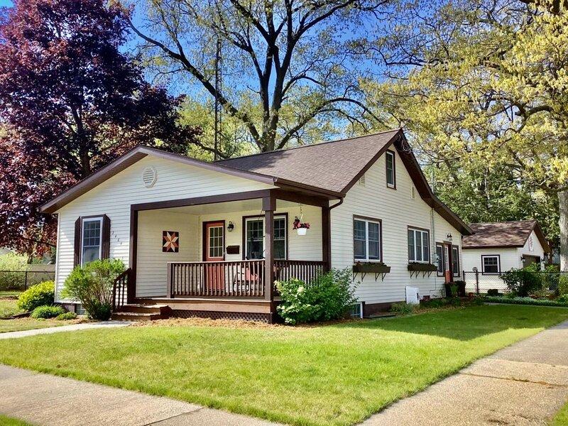 Cutler Cottage, vacation rental in Muskegon