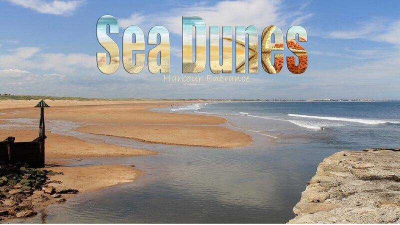 Sea Dunes: Seafront Luxury Spacious Maisonette - Fantastic Sea Views, alquiler de vacaciones en Shiremoor