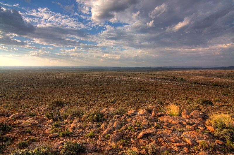 Karoo Mountain View, holiday rental in Prince Albert Municipality
