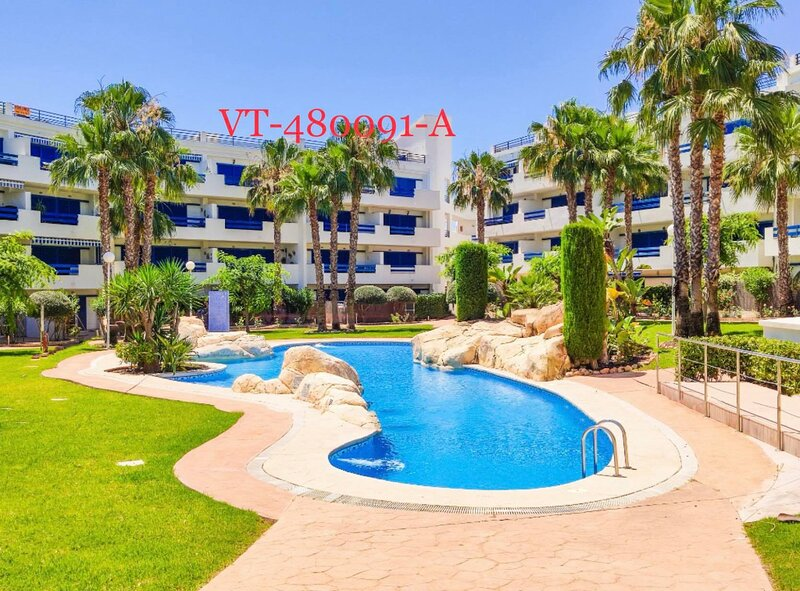 Coral House - La Calma - Big Terrace and 4 swimming pools, holiday rental in Playa Flamenca