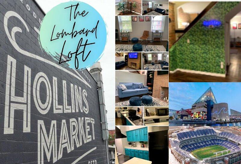 The Lombard Loft, casa vacanza a Sykesville