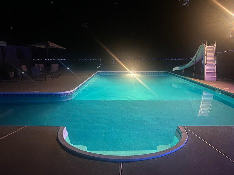 Resort w/Private Pool near Atlanta with All Amenities Needed for Long Term Stays – semesterbostad i Stockbridge