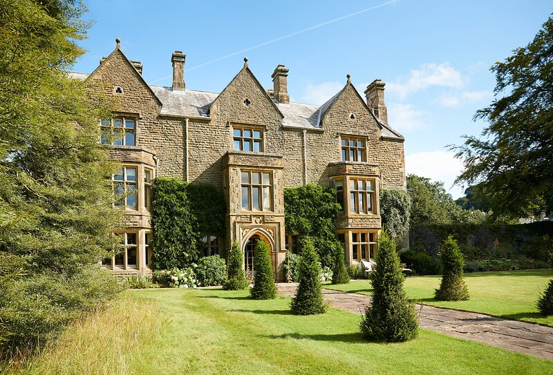Langcliffe Hall, holiday rental in Feizor