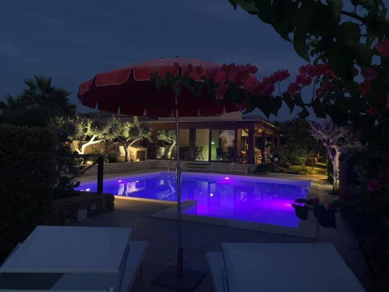 Villa Antares Holiday Home, holiday rental in Cornino