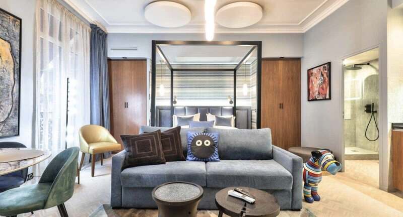The Concorde apartment in the heart of Paris, alquiler vacacional en Levallois-Perret