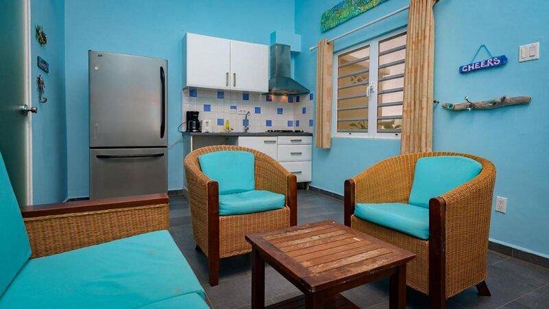 2BR Luxury Condo Caribbean Club, holiday rental in Sabadeco