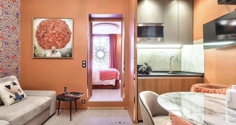 Vendome Suite for 4 persons in the heart of Paris, alquiler vacacional en Levallois-Perret