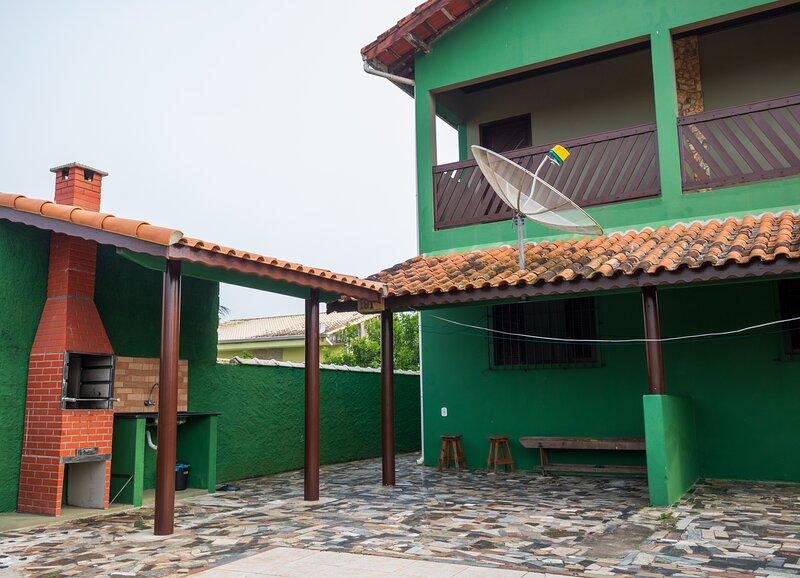 Casa de Praia - Ilha Comprida, holiday rental in Iguape