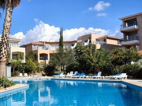 1 Bed Penthouse - Paradise Gardens (259), alquiler vacacional en Pafos