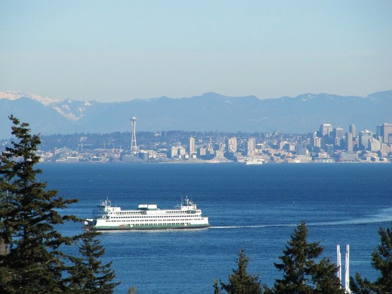 Puget Sound Escape, holiday rental in Manchester