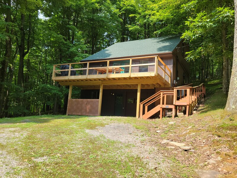Lady of the Lake, holiday rental in Reedsville
