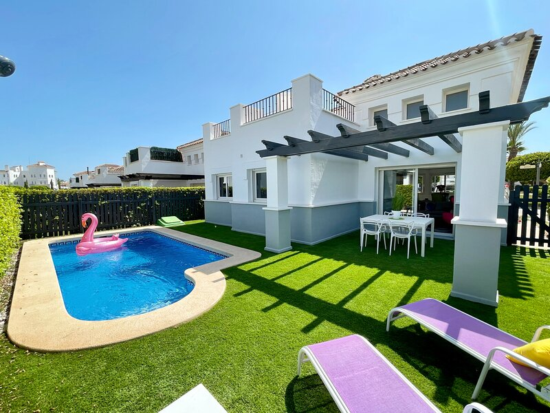 Casa Del Amor, prime location with private pool, vacation rental in Murcia