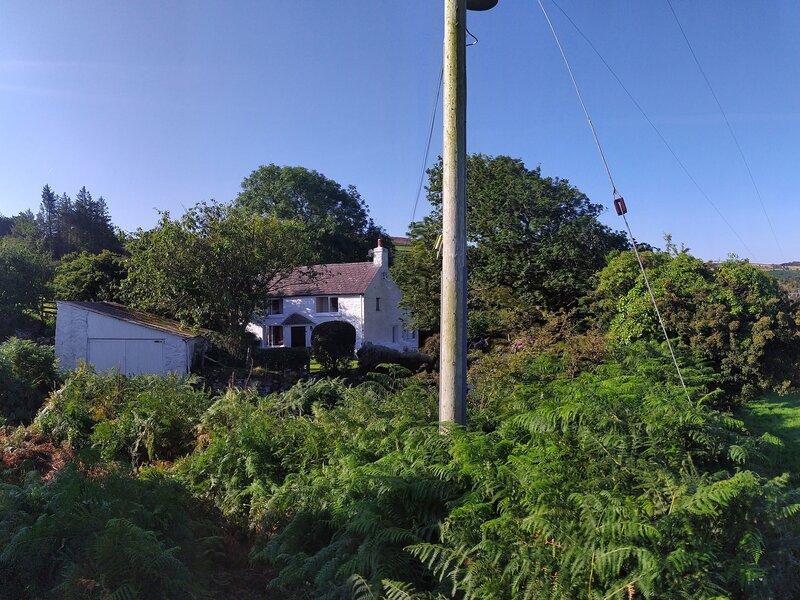 Penllain, Newport, Pembrokeshire, vacation rental in Rosebush