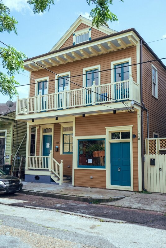 The Professor Longhair Museum 10 minutes driving distance