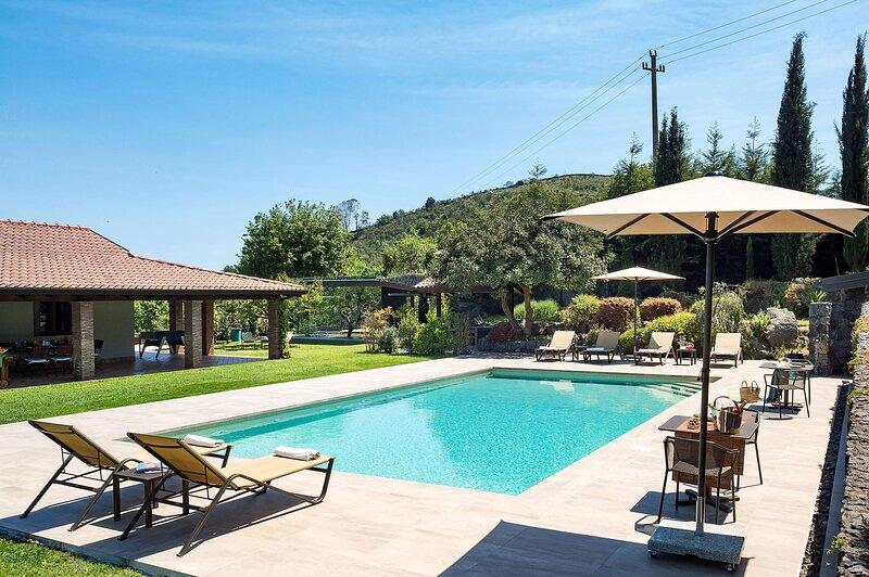 Villa Del Monte, alquiler de vacaciones en Maugeri
