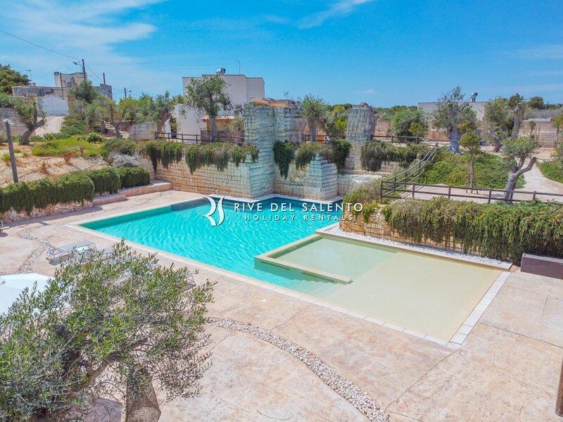 New Apartment (2+2) with terrace near Gallipoli, casa vacanza a Santa Caterina