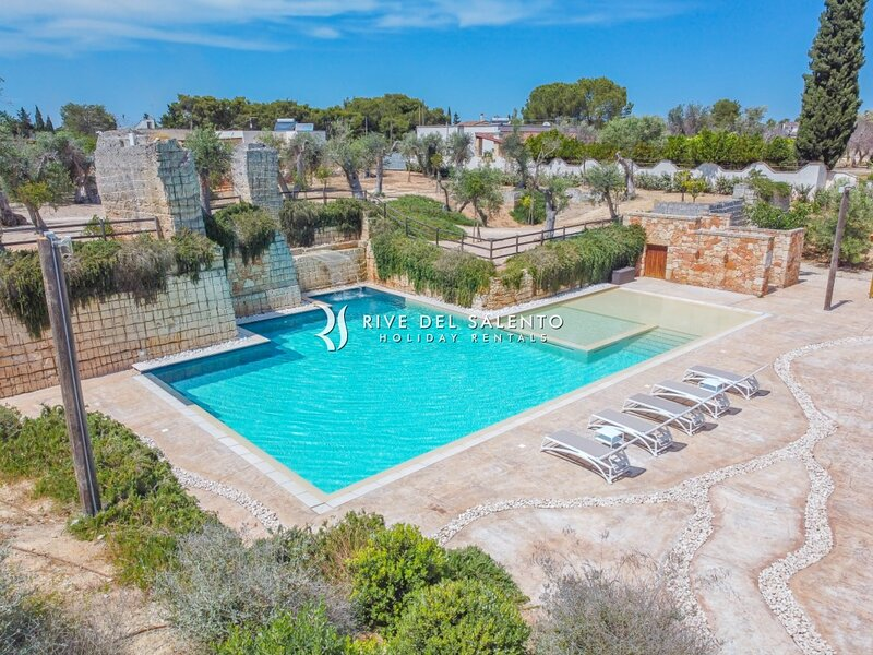 Apartment for 2 people in Residence near Gallipoli, casa vacanza a Santa Caterina