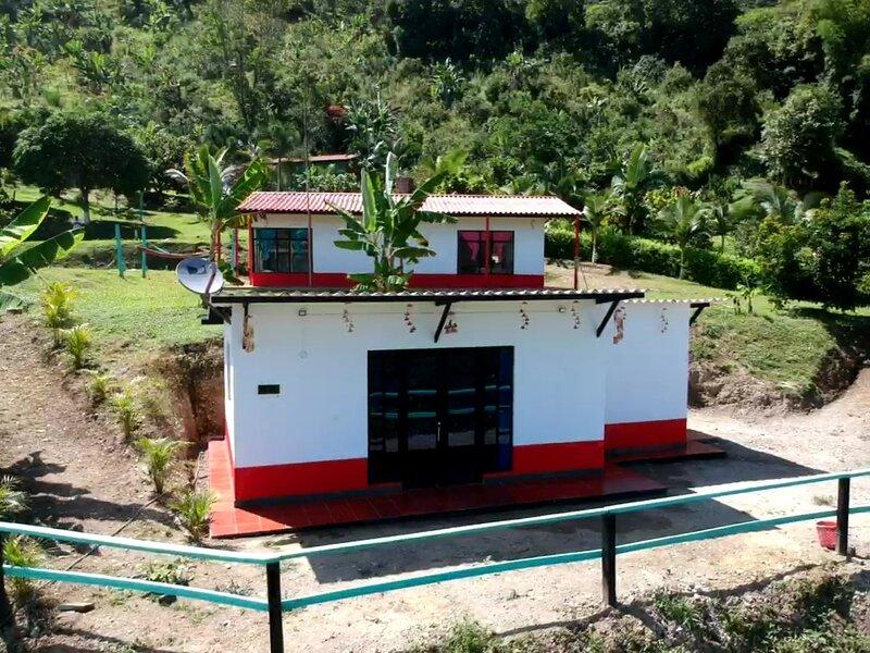 FINCA ECOTURISTICA SAN LUIS, alquiler de vacaciones en Guaduas