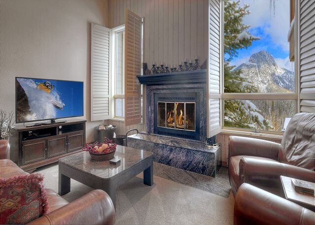 Cascade Village - Awesome Views - Heated Pool - Free Ski Shuttle, vacation rental in Vallecito Lake