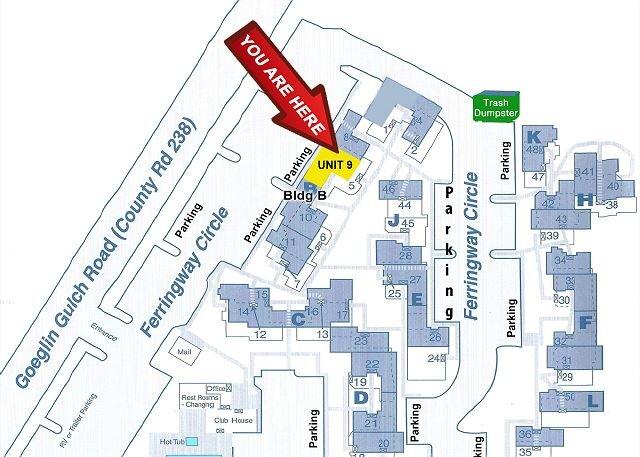 Ferringway Map