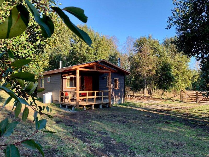 Cabaña Flor de Conquil Villarrica, location de vacances à Lican Ray